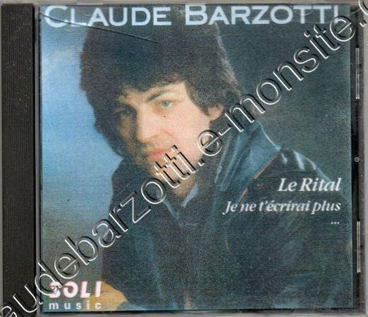 CD Le Rital Algérie Soli Music Cadic CD 432